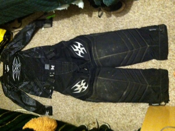 Empire Paintball Jersey Pants - $125 (Yuma, AZ)