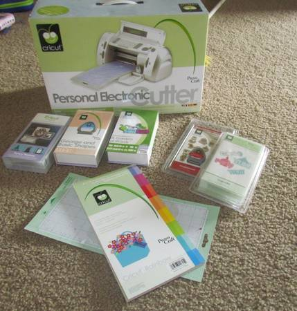 Cricut Bundle - $200 (Ocotillo)