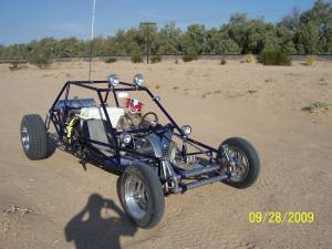 Very Fast Four Seat Sand Rail - $8000 (Yuma,Az)