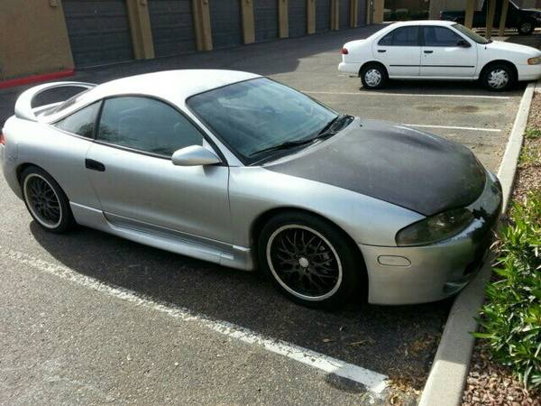 98 Eclipse - $5500 (Yuma )