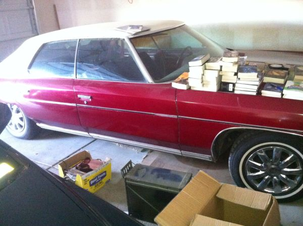 1973 Caprice low rider - $2500 (Ocotillo)