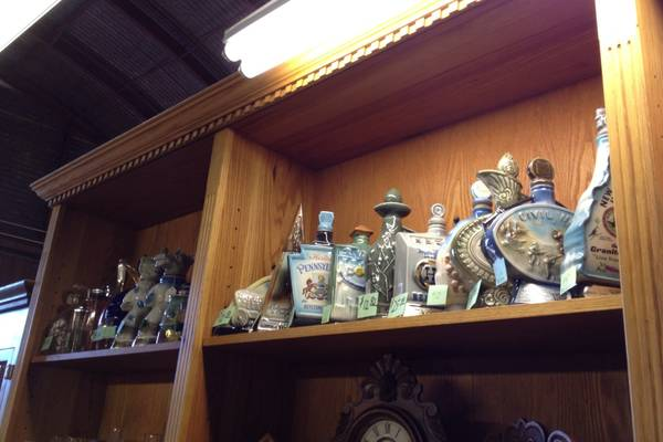 42 Jim Beam Decanters- Yuma Bottle Others (Yuma, Az.)
