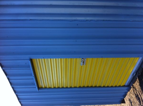 single metal storage - $2000 (yuma)