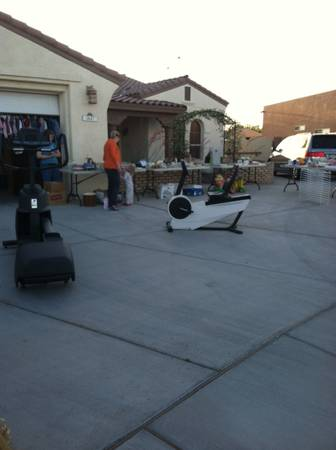 Foothills, multi-family yard sale (37th and 8E (by the foothills Walmart))