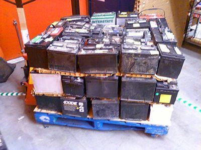 CASH for Junk Batteries, We Buy Any Quantity - $7654321 (Yuma)